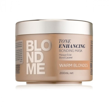 Schwarzkopf BLONDE ME ENHANCING WARM TREATMENT 200ML