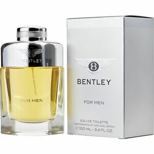 Bentley Bentley For Men Eau De Toilette Spray 100ml
