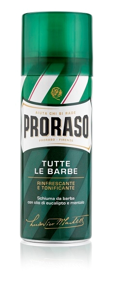 Proraso PRORASO GREEN LINE SHAVING FOAM 50ML