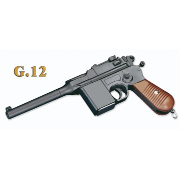 Softgun Metal Pistol G12