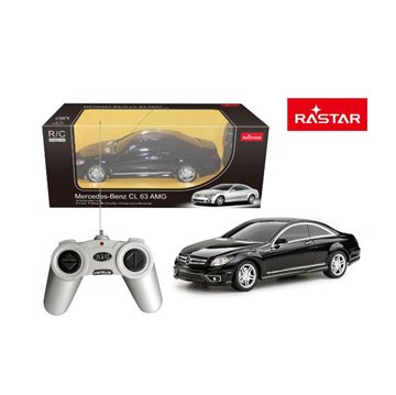 RC 1:24 Mercedes-Benz CL63 AMG Sort