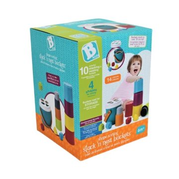 B Kids 2i1 Stablekopper & put i spand