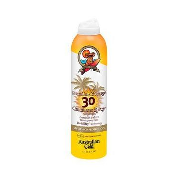 Solcreme spray Premium Coverage Australian Gold SPF 30 (177 ml)