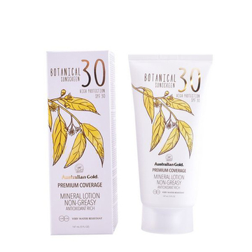 Solbeskyttelsee - lotion Botanical Australian Gold SPF 30 (147 ml)