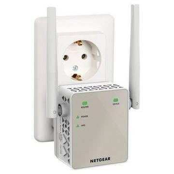Access Point Repeater Netgear EX6120-100PES 5 GHz Hvid