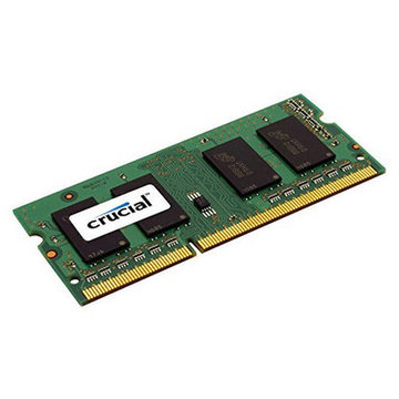 RAM-hukommelse Crucial CT51264BF160BJ 4 GB DDR3 PC3-12800