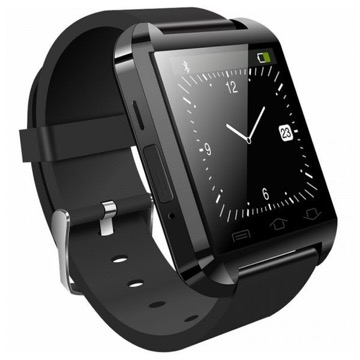 "Smartwatch BRIGMTON BWATCH-BT2 1.44"" Bluetooth 230 mAh Sort"