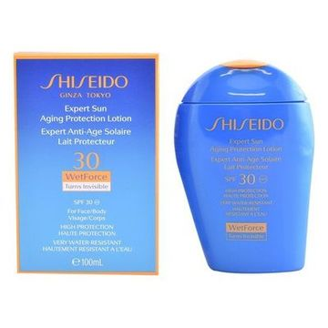 Solcreme Expert Sun Aging Protection Shiseido Spf 30 (100 ml)