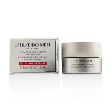 Anti-plet og anti-age behandling Men Shiseido (50 ml)