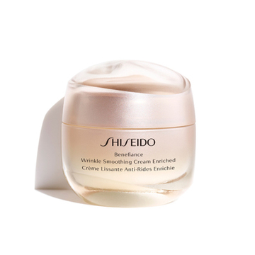 Fugtgivende anti-age creme Benefiance Wrinkle Smoothing Shiseido (50 ml)