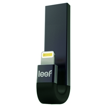 USB-Stick med Lightning Leef iBridge 3 USB 3.1 Sort