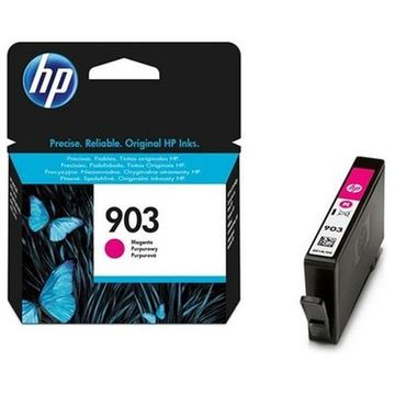 Original Ink Cartridge Hewlett Packard T6L91AE Magenta
