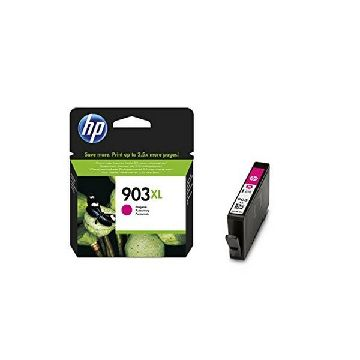 Original Ink Cartridge Hewlett Packard T6M07AE Magenta