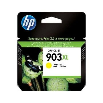 Original Ink Cartridge Hewlett Packard T6M11AE Yellow