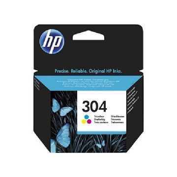 Original Ink Cartridge Hewlett Packard N9K05AE Tricolour