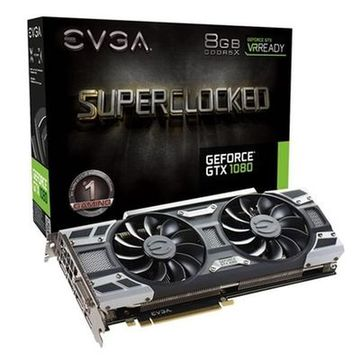 Gaming-grafikkort EVGA 08G-P4-6183-KR 8 GB DDR5 ACX3.0