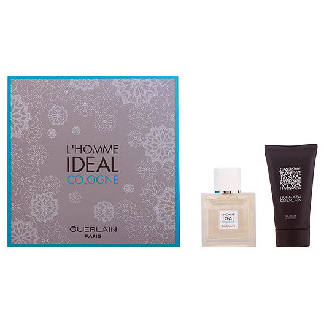 Men's Perfume Set L´homme Ideal Guerlain (2 pcs)
