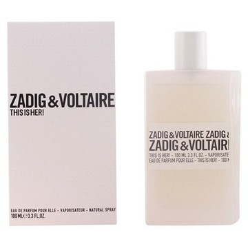 Dameparfume This Is Her! Zadig & Voltaire EDP