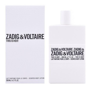 Bodylotion This is Her! Zadig & Voltaire (200 ml)