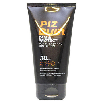Solcreme Tan & Protect Piz Buin Spf 30 (150 ml)