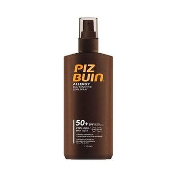 Solcreme Allergy Piz Buin Spf 50+ (200 ml)