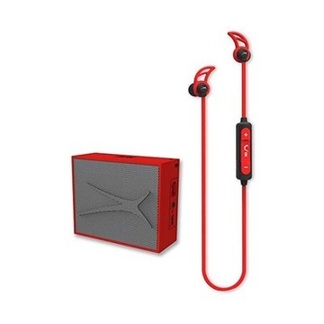 Drahtlose Bluetooth Lautsprecher Urban And Sound Altec Lansing (2 pcs) 2W 400 mAh