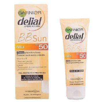 Facial Cream Bb Sun Delial 78174