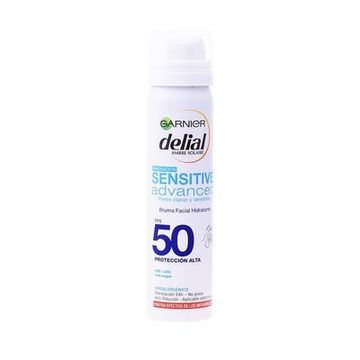 Solbeskyttelse - spray Sensitive Advanced Delial SPF 50 (75 ml)