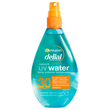 Solcreme spray Uv Water Delial SPF 30 (150 ml)