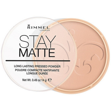 Kompaktpuder Stay Matte Rimmel London
