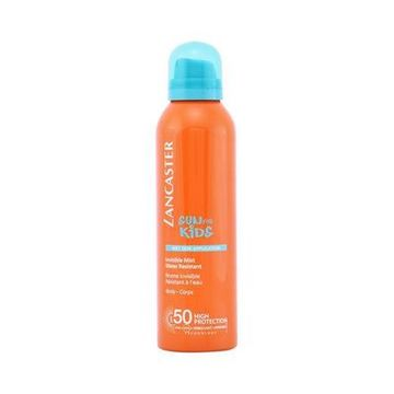 Solbeskyttelse - spray Sun Kids Wet Skin Lancaster SPF 50 (200 ml)