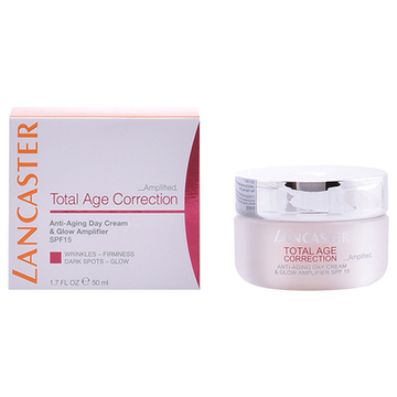 Anti-Age Dagcreme Total Age Correction Lancaster Spf 15 (50 ml)