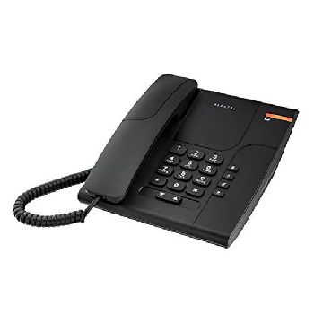 Fastnettelefon Alcatel T180 Temporis Sort