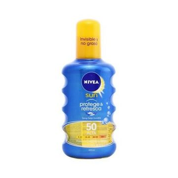 Solcreme spray Spf 50 Nivea 7167