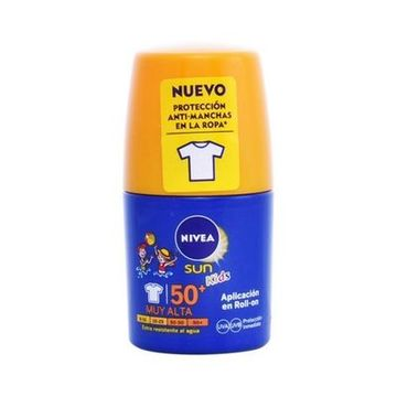 Roll On Solblok Sun Kids Nivea 7017