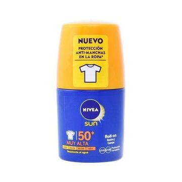 Roll On Solblok Spf +50 Nivea 3634