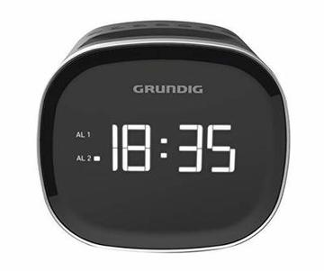 Clockradio Grundig SCN 230 LED AM/FM 1,5 W Sort