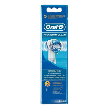 Tandbørstehoved Precision Clean Oral-B (2 uds)