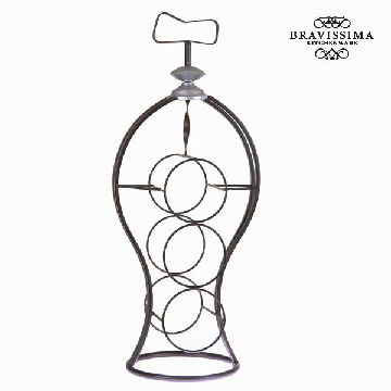 Bottle rack - Art & Metal Samling by Bravissima Kitchen