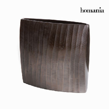 Bronze firkantet vase - New York Samling by Homania