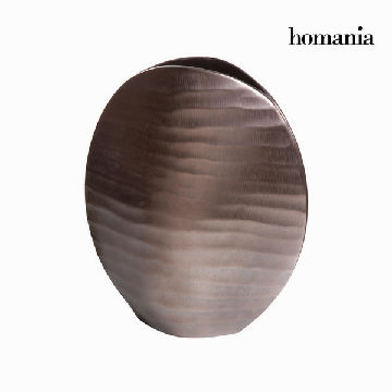 Bronze oval vase - New York Samling by Homania