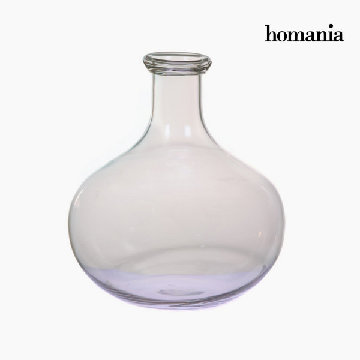 Transparent glasvase by Homania
