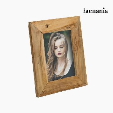 Photo frame Wood (10 x 15 cm) - Autumn Collection by Homania