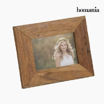 Photo frame Wood (15 x 20 cm) - Autumn Collection by Homania