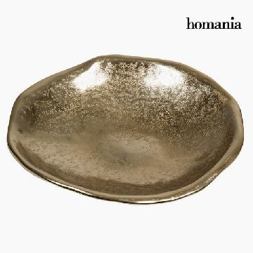Centerpiece Circular Champagne - New York Collection by Homania