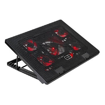 "Gaming Cooling Base for a Laptop Tacens AAOARE0123 MNBC2 2 x USB 2.0 20 dBA 17"" Black"