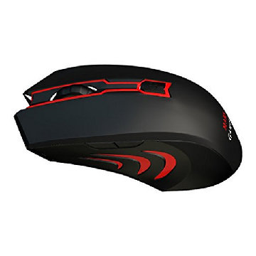 LED Gaming Mouse Tacens Mars MAM0 2800 dpi Black