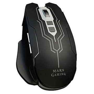 Gaming Mouse Tacens Mars MM216 5000 dpi Black