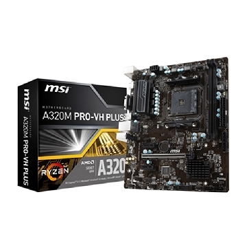 Motherboard MSI 911-7B07-002 A320M PRO-VH PLUS |