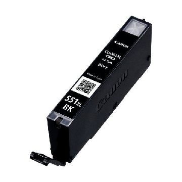 Original Ink Cartridge Canon CLI-551BK XL IP7250/MG5450 Black
